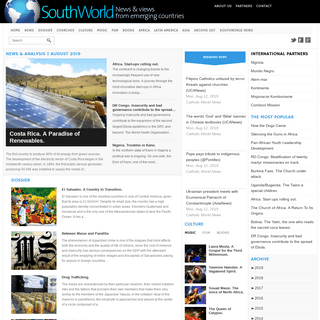 SouthWorld - News & views from emerging countries