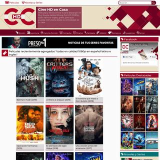 Cine HD en Casa - Peliculas, Series y Novelas
