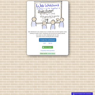 Web Whiteboard