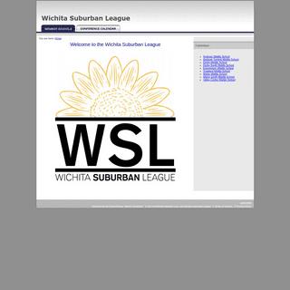 ArchiveBay.com - wichitasuburbanleague.org - Wichita Suburban League