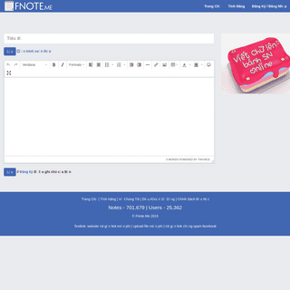 ArchiveBay.com - fnote.me - Online Notepad - free at Fnote.me