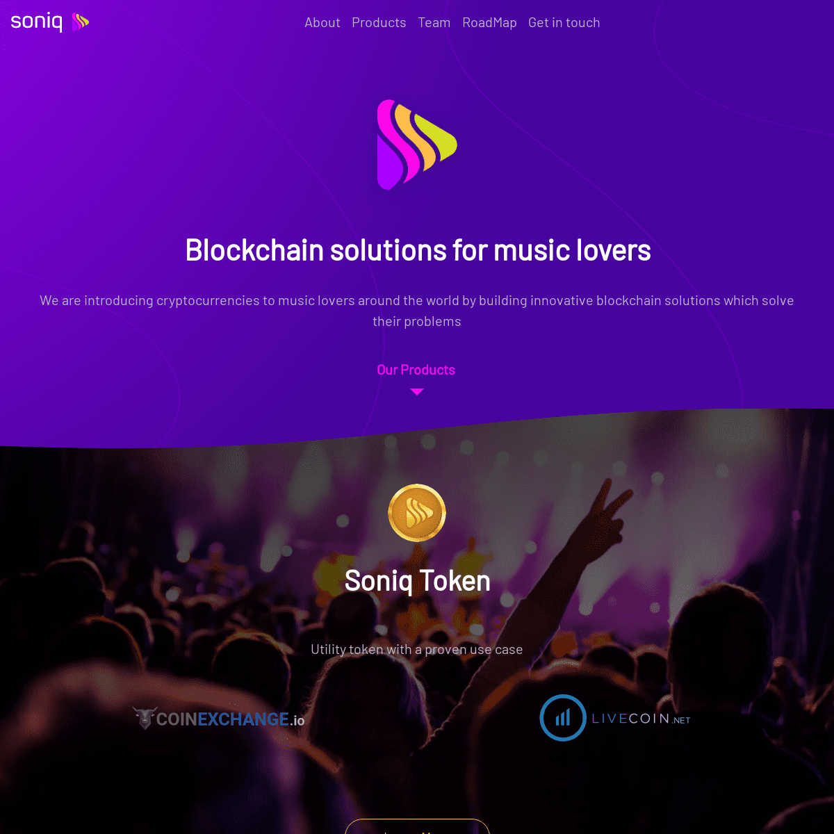 Blockchain solutions for music lovers