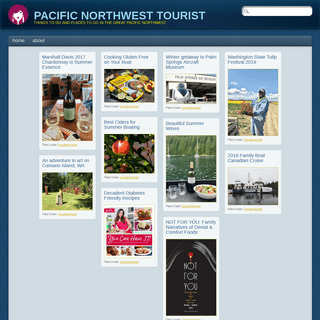 Pacific Northwest Tourist - Things to do and places to go in the Great Pacific Northwest.