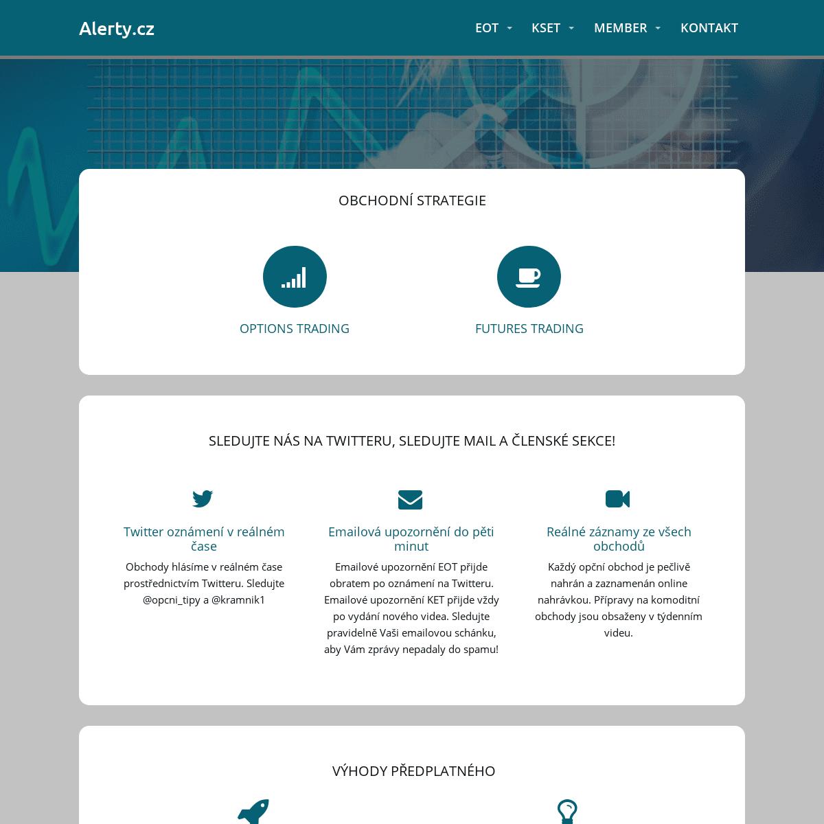 ArchiveBay.com - alerty.cz - alerty.cz - Nahlížejte přes rameno profesionálům!