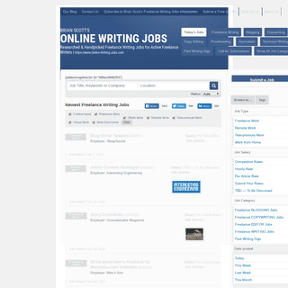 ArchiveBay.com - online-writing-jobs.com - Online Writing Jobs for Freelance Writers