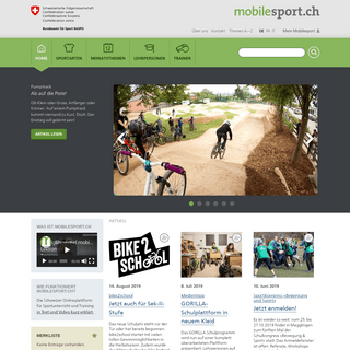 Home » mobilesport.ch