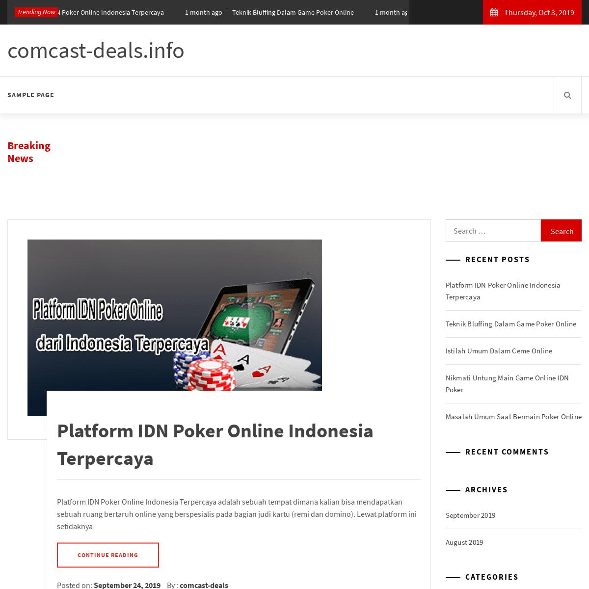 comcast-deals.info