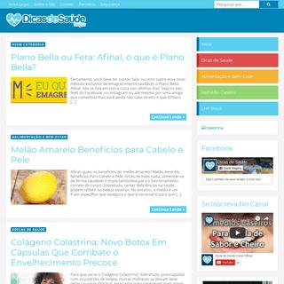 ArchiveBay.com - dicasdesaude.blog.br - Dicas de Saúde - Informações Sobre Saúde e Qualidade de Vida