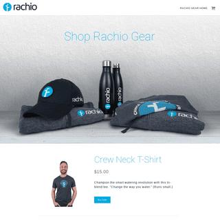 Shop Rachio Gear – rachio-gear