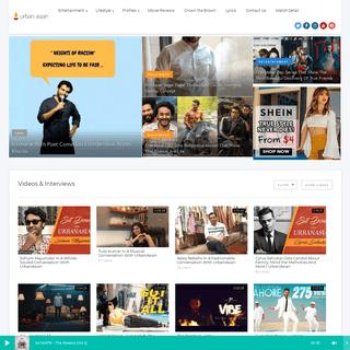 #1 for Bollywood, Fashion, Movies, and TV - Urban Asian - urbanasian.com