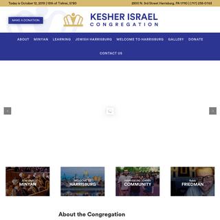 Kesher Israel -