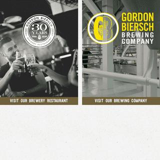 ArchiveBay.com - gordonbiersch.com - Visit One of Our Brewery Restaurants - Gordon Biersch