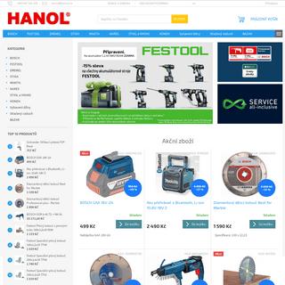 Prodej elektrického ručního nářadí a zahradní techniky