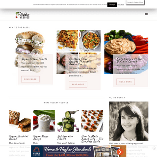 ArchiveBay.com - thehiddenveggies.com - Simple Vegan & Gluten-Free Recipes and Comfort Food - The Hidden Veggies