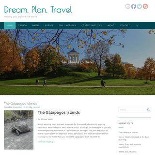 ArchiveBay.com - dreamplantravel.com - Dream, Plan, Travel – Helping you explore the world.