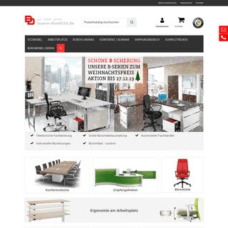 Büromöbel Onlineshop - Büroeinrichtung online bestellen