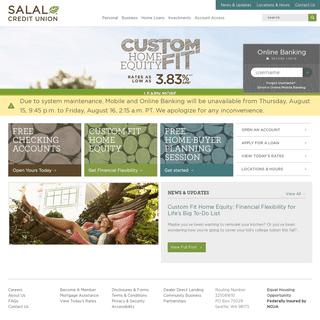 ArchiveBay.com - salalcu.org - Home - Salal