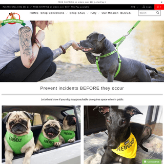 Dexil - Friendly Dog Collars