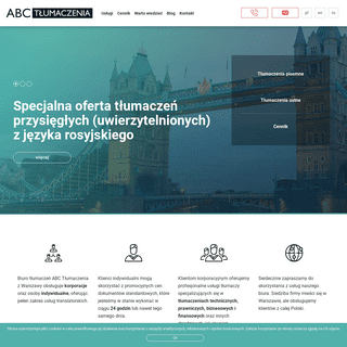 Biuro Tłumaczeń Warszawa, NISKIE CENY - Agencja ABC Tłumaczenia