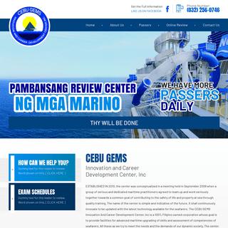 ArchiveBay.com - cebugems.com - Cebu Gems - Ang Pambansang Review Center ng mga Marino