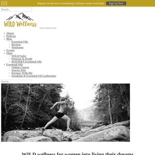 Jenni Hulburt - WILD Wellness »