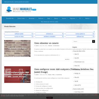 ArchiveBay.com - mundomanuales.com - Mundo Manuales Gratis Tutoriales Guias Cursos Trucos - Manuales gratis de todo tipo, la mejor recopilacion de tutoriales, guias,
