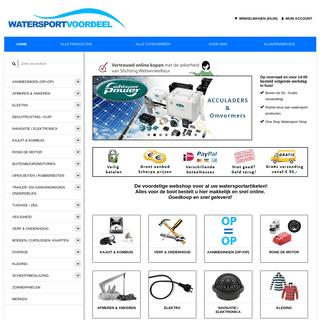 Watersportvoordeel.nl - Uw voordelige online watersportwinkel - Watersportvoordeel