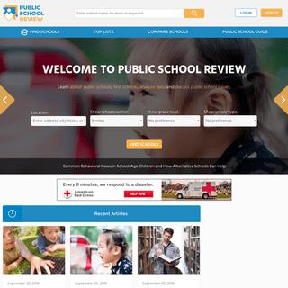 Public School Review - Profiles of USA Public Schools