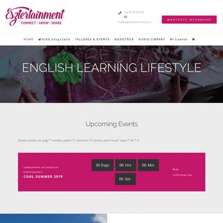 ArchiveBay.com - esztertainment.com - Esztertainment – English Learning Lifestyle