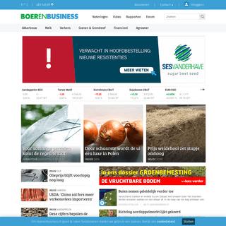 Boerenbusiness.nl - Home