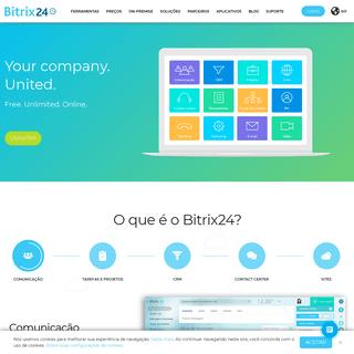 ArchiveBay.com - bitrix24.com.br - Bitrix24- Plataforma de Colaboração Gratuita #1 com CRM, Tarefas, Projetos, Documentos, Mensageiro e Muito Mais