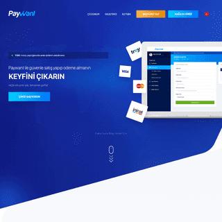 ArchiveBay.com - paywant.com - Paywant - Express Mağaza ve Ödeme Alt Yapısı Çözümleri - Ertesi Gün Ödeme