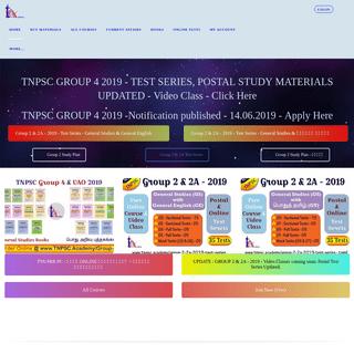 TNPSC.Academy - The Best Free Online Academy for TNPSC Preparation