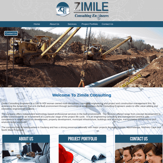 Zimile Consulting Engineers