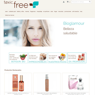 ArchiveBay.com - toxicfree.es - Cosmética natural certificada y productos veganos