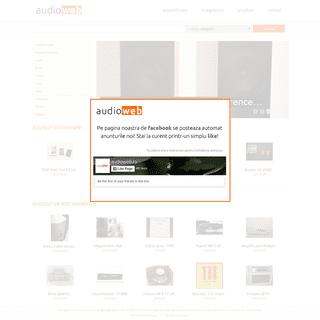 ArchiveBay.com - audioweb.ro - Anunturi gratuite produse audio - audioweb