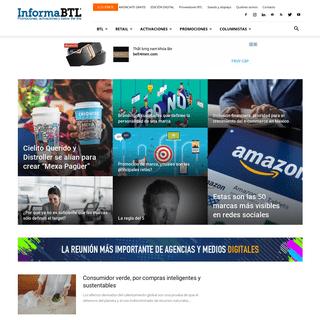 REVISTA INFORMABTL - Below The Line, Retail, Activaciones