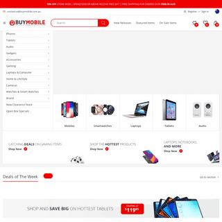 ArchiveBay.com - buymobile.com.au - Latest Unlocked, Outright Phones & Tablets – BuyMobile Australia