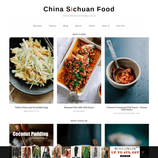 ArchiveBay.com - chinasichuanfood.com - China Sichuan Food - Chinese Recipes and Eating Culture