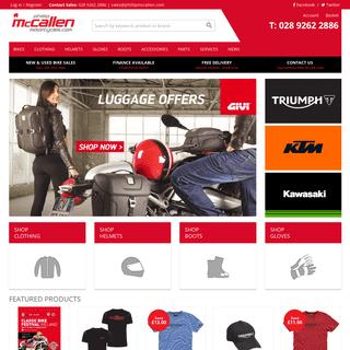 ArchiveBay.com - phillipmccallen.com - Triumph, Kawasaki, KTM Dealer, Motorcycle Clothing & Accessories, Northern Ireland - Phillip McCallen Motorcycles
