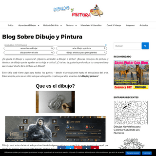Blog Sobre Dibujo y Pintura