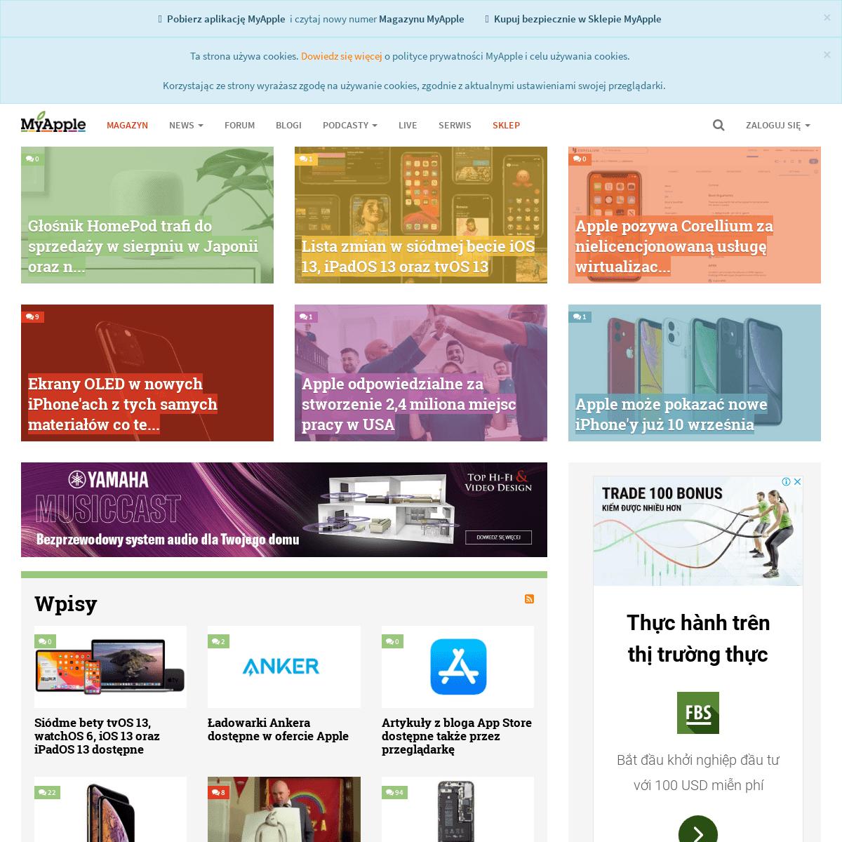 ArchiveBay.com - myapple.pl - Strona główna - MyApple.pl