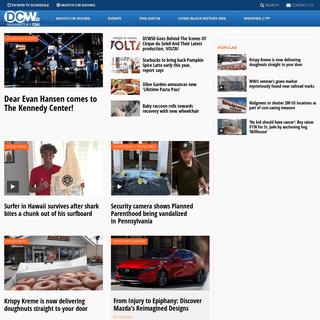 DCW50 - The CW in Washington.