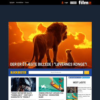 Nyheder - Filmz