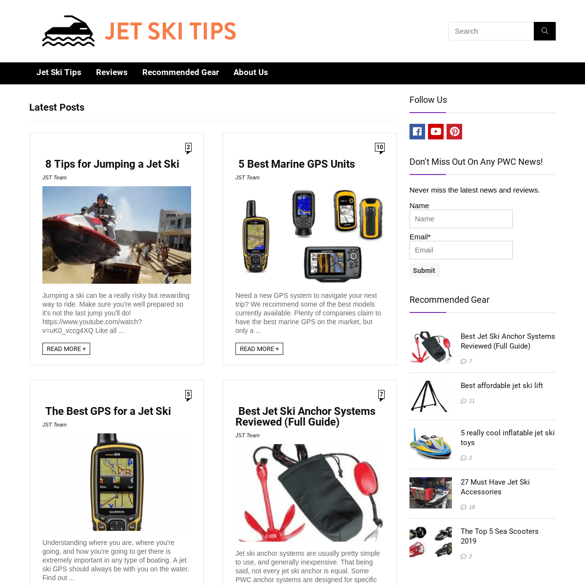 ArchiveBay.com - jetskitips.com - JetSkiTips.com - The -go to- site for information on jet skis, waverunners, and all things PWC.