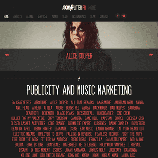 Home - Atom Splitter PRAtom Splitter PR - Atom Splitter PR is an independent, full-service boutique music PR firm that delivers
