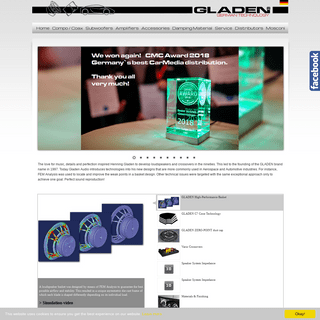 GLADEN GERMAN TECHNOLOGY