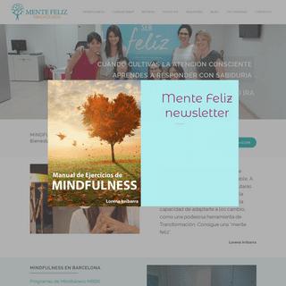 Mindfulness y Psych-K en Barcelona - Mente Feliz