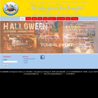 ArchiveBay.com - globogioco.it - Sala Globo Gioco di Busnago - Globo Gioco