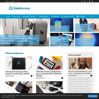 Blog galaktyczny.pl - Jasna strona technologii